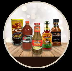 Hot Sauce & Salsas
